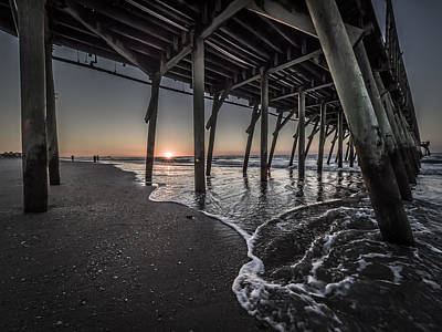 Myrtle Beach Sunrise I Art Print