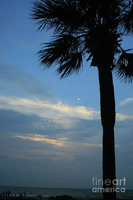 Photograph - Myrtle Beach Sunset by Tony Baca