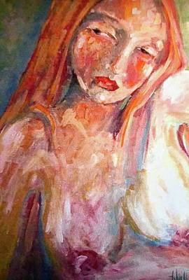 Painting - Myself by Heather Roddy