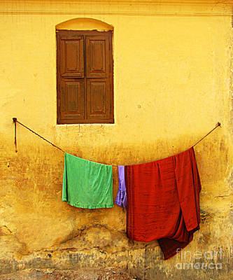Photograph - Mysore Wall by Derek Selander