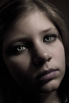 Emotionless Photograph - Mysterious   by Lauren Pucci