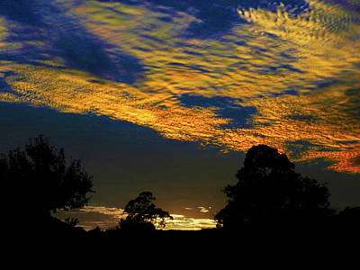 Photograph - Mysterious Dawn by Mark Blauhoefer