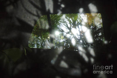 Silhouette Photograph - Mysterious Encounter by Angelo DeVal