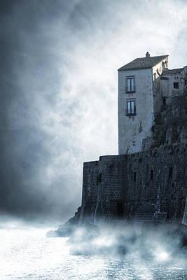 Old House Photograph - Mysterious House by Joana Kruse