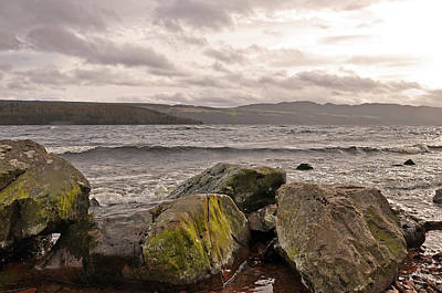 Photograph - Mysterious Loch Ness by Caroline Reyes-Loughrey