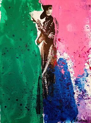 Mysterious Art Print by Nevena Bentz