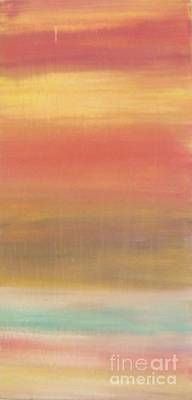 Painting - Mysterious Sunset by Boyd Sharp
