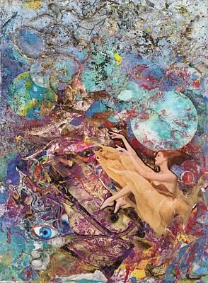 Mysteria Unveiled  Art Print