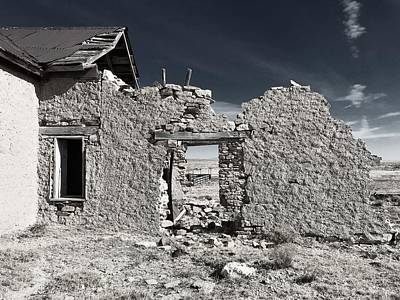 Photograph - Mystery Ranch No. 20 by Brad Hodges