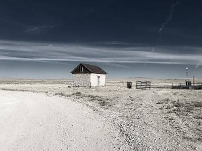 Photograph - Mystery Ranch No. 5 by Brad Hodges