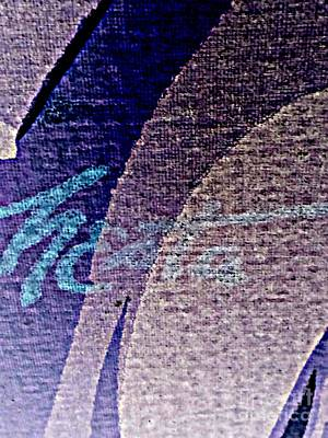 Photograph - Mystery Signature by Michael Hoard