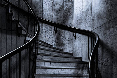 Photograph - Mystery Staircase by Dale Kincaid