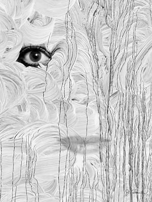Photograph - Mystery Woman by Joe Bonita