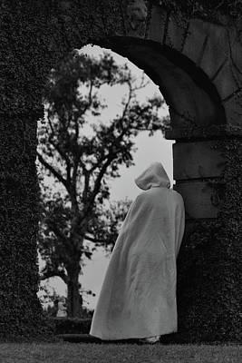 Photograph - Mystery Woman by Nadalyn Larsen