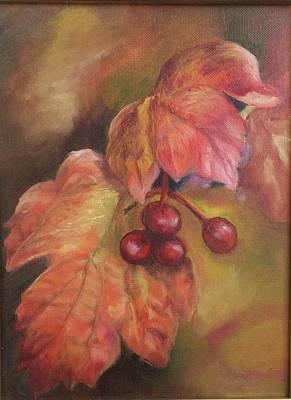 Mystic Fall Art Print