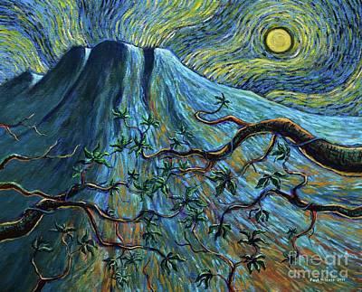 Mystic Maria Art Print