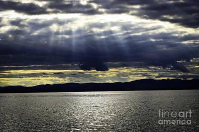 Mystic River  Original by Daniel Berube