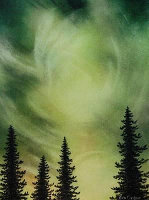 Mystic Sky Original by Richard Van Order