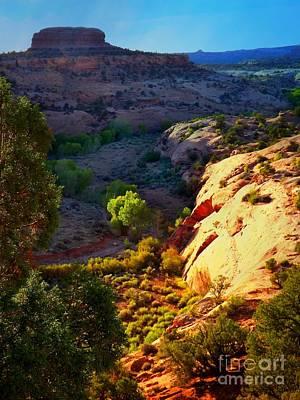 Digital Art - Mystic Utah by Annie Gibbons