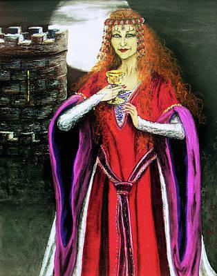 Pastel - Mystical by Elisabeth Dubois