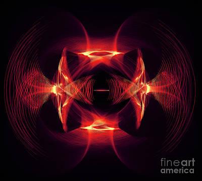 Digital Art - Mystical Siren  by Ray Shrewsberry
