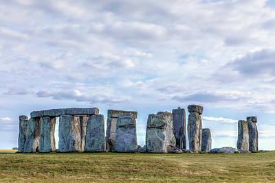 Stonehenge Photograph - Mystical Stonehenge - England by Joana Kruse
