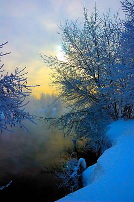 Mystique Of Winter Original