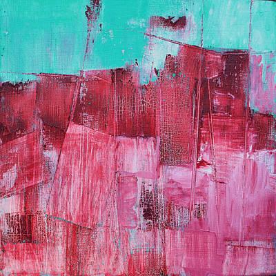 Painting - N 15 2015 Paul Ashby C2015 by Paul Ashby