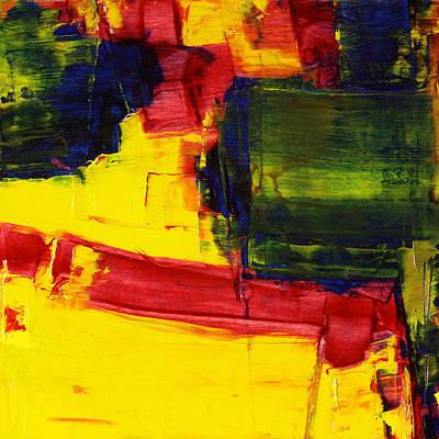 Painting - N 25 2015 C2015 Paul Ashby by Paul Ashby