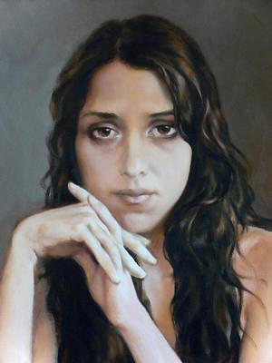 Painting - N by Valeriy Mavlo