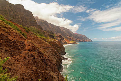 Photograph - Na Pali Coast 5 by Brian Harig