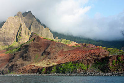 Photograph - Na Pali Coast by Bruce