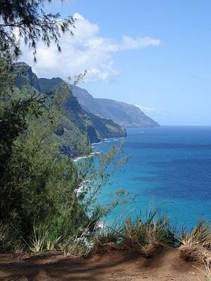 Photograph - Na Pali Coast by Richard Deurer