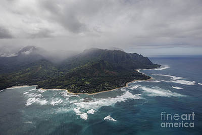 Photograph - Na Pali Coast by Shishir Sathe