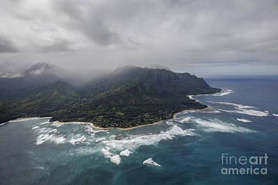 Photograph - Na Pali Coast by Shishir Sathe
