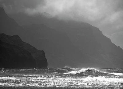 Photograph - Na Pali Dream by Roselynne Broussard