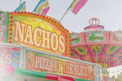 Photograph - Nachos by Cindy Garber Iverson