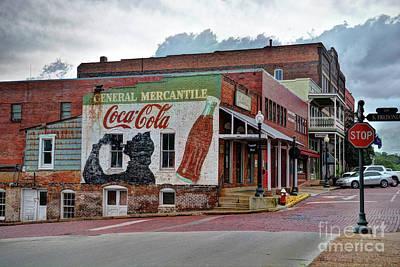 Photograph - Nacogdoches Texas Mercantile by Savannah Gibbs