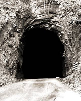 Photograph - Nada Tunnel by Dan Sproul