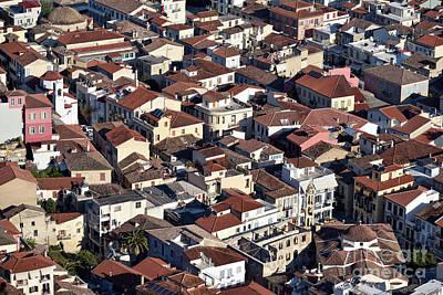Photograph - Nafplio Town by George Atsametakis