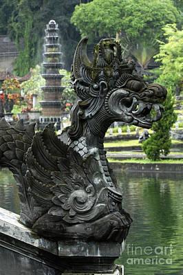 Photograph - Nagi Bali Indonesia by Bob Christopher