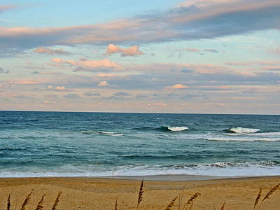 Photograph - Nags Head Beauty by Eve Spring