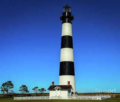 Nags Head Lighthouse Art Print