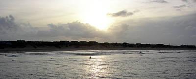 Photograph - Nags Head Nc Surf by Brett Winn