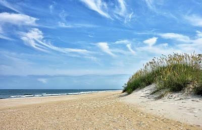 Photograph - Nags Head - Outer Banks - North Carolina by Brendan Reals
