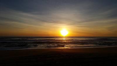 Photograph - Nags Head Sunrise by Mark Minier