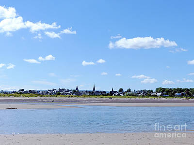 Photograph - Nairn From West Beach by Phil Banks