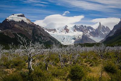 Argentina Photograph - Naked by Blaz Gvajc