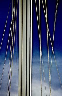 Photograph - Naked Sail by Gillis Cone