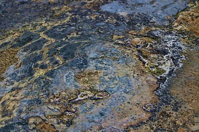 Photograph - Namafjall # 4 by Allen Beatty